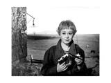 Giuletta Masina in 'La Strada'  1954