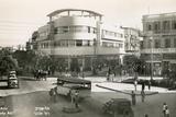 Allenby Road  Tel Aviv  c1935