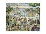 New England Harbour  c1919-23