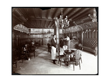 The Dutch Room at the Hotel Manhattan  1902
