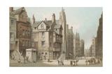 John Knox's House and Canongate - Edinburgh