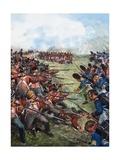 The Battle of Waterloo  1815