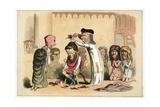 King Henry I and Serlo  Bishop of Seez