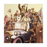 Celebrations Post World War I