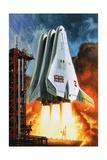 BAC's 'Mustard' Space Transporter