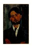 Portrait of Zborowski  1916