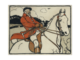 Old English Sports and Games: Hunting  1901