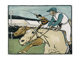 Old English Sports and Games: Racing  1901