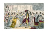 Evening Party  Time of Charles II