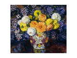 Vase of Flowers; Vase de Fleurs  1907