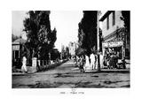 Rothschild Boulevard  Tel Aviv  Israel  1926