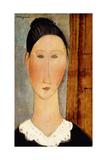 Head of Girl; Testa Di Ragazza  c1918