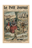 What the President of the Republic Has Admired During His Trip Through Brittany  Front Cover…