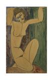 Caryatid; Cariatide  1913