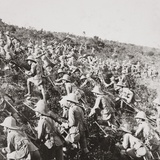 The True Bulldog Rush of Our Troops at the Dardanelles