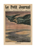 Espionage  Front Cover Illustration from 'Le Petit Journal'  Supplement Illustre  22nd February…