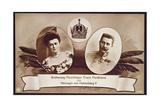 Archduke Franz Ferdinand of Austria  Heir to the Austrian Throne and His Wife  Duchess of…