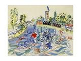 La Port de La Rochelle  1927