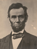 Portrait of Abraham Lincoln  November 1863  Printed c1910