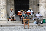 Street Band  Havana  Cuba