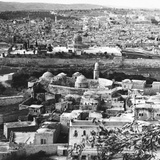 Jerusalem the Holy City  Goal of the Crusaders  Rescued Forever from the Turks  1917