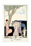 Envy  from 'Falbalas and Fanfreluches  Almanach des Modes Présentes  Passées et Futures'  1925