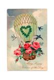 Birthday Postcard  c1907