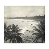 Mount Lavinia Bay  Ceylon  February 1912