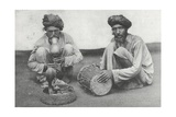 Snake Charming in Cawnpore  January 1912