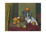 Apples and a Pineapple  1923