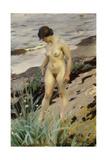 Sandhamn Study  1914