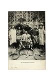 Chief of Dschang  Cameroon  c1910