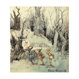 Elves in a Wood  1908