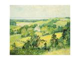 New England Hills  1901
