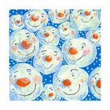 Smiling Snowballs  2011