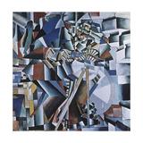 The Knife Grinder, 1912-13 Giclée par Kasimir Malevich