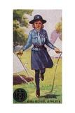 Girl Guide Athlete Badge  1923