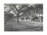 Along the Grand Trunk Road into Delhi  December 1912