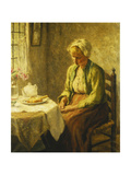 Grace before the Meal  1927