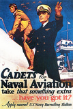 Cadets for Naval Aviation Take That Something Extra  1943