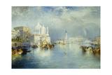 Grand Canal  Venice  1903