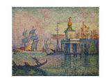 Venice- the Customs House; Venise- La Douane de Mer  1908