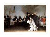 El Jaleo Giclée par John Singer Sargent