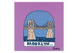 Brooklyn Snow Globe