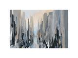 Midtown Giclée par Gregory Lang