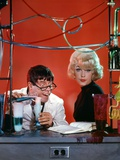 The Nutty Professor 1963 Directed by Jerry Lewis Jerry Lewis and Stella Stevens