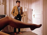 The Graduate  Dustin Hoffman  Directed by Mike Nichols  1968