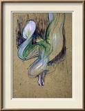 Loie Fuller at the Folies Bergere