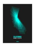 California Radiant Map 3
