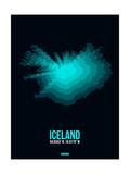 Iceland Radiant Map 2